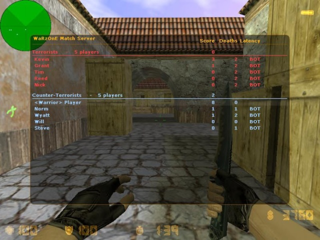 Counter-Strike 1.6 - WaRzOnE v1.6 Final 1910