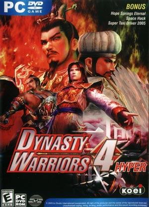 Download game Dynasty Warrior 4 Hyper Dynast10