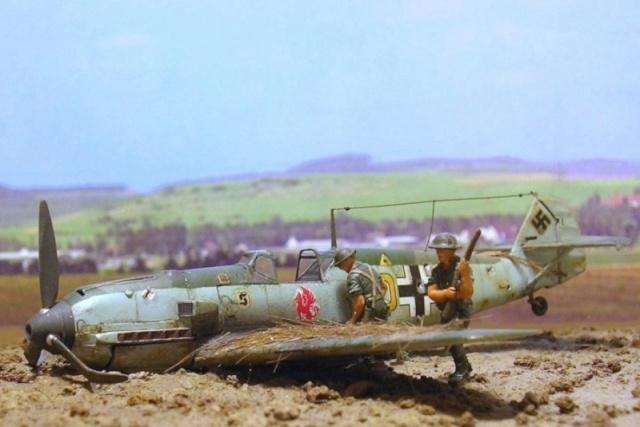 rétro 2014 Bf109e10
