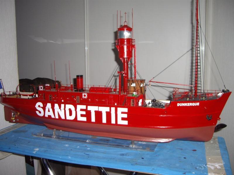Bassurelle BF 7 sister schip du Sandettie 20310