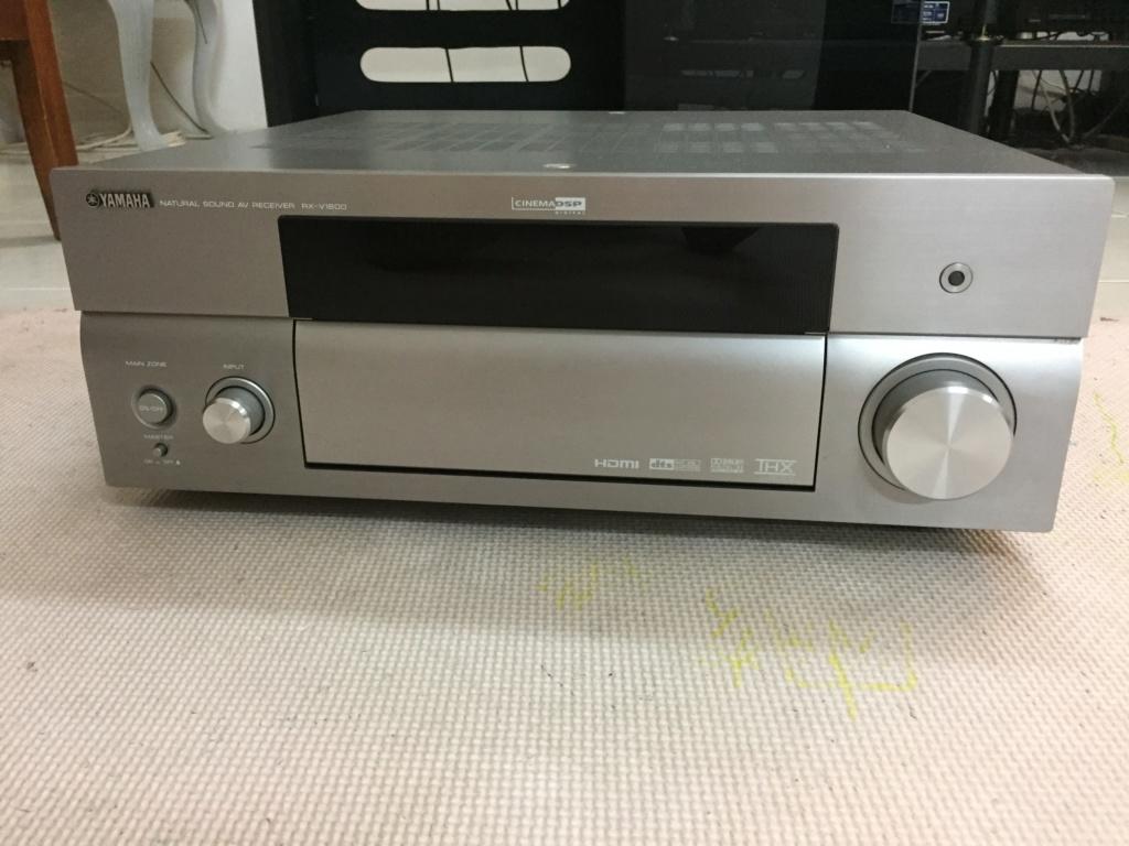 Yamaha RX-V1600 A/V Receiver Img_3810