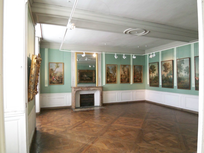 Exposition : La peinture selon Marie Leszczinska 100_5410