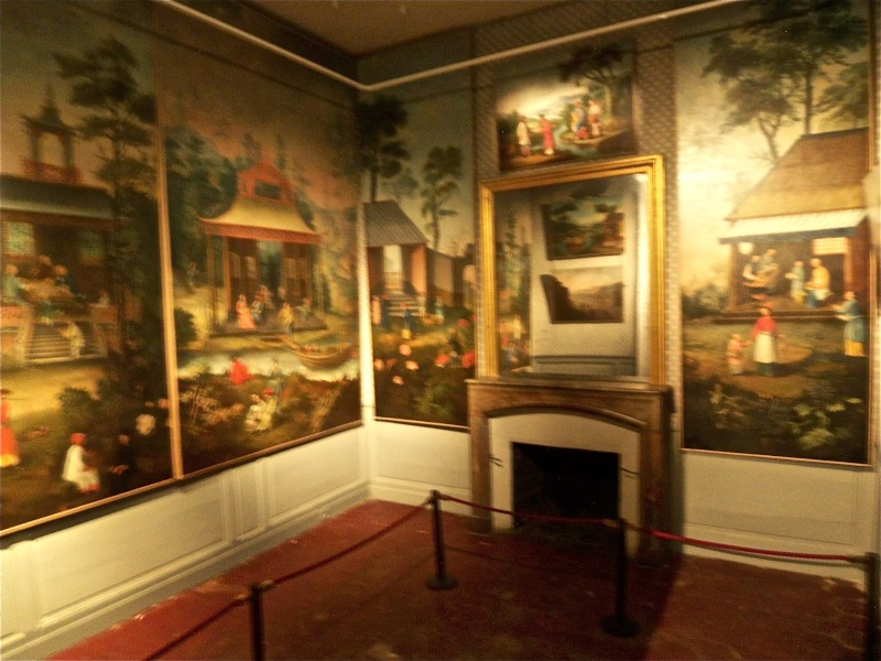 Exposition : La peinture selon Marie Leszczinska 100_5411