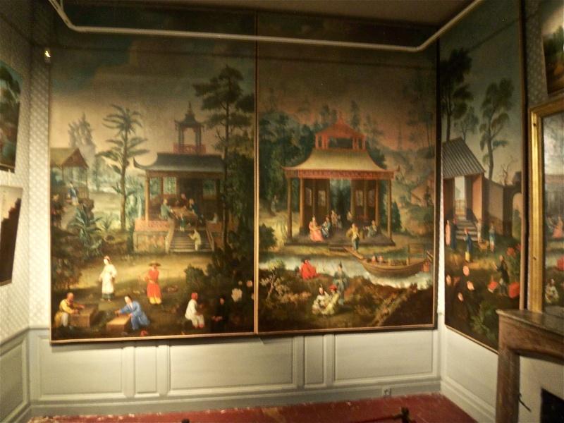 Exposition : La peinture selon Marie Leszczinska 100_5412