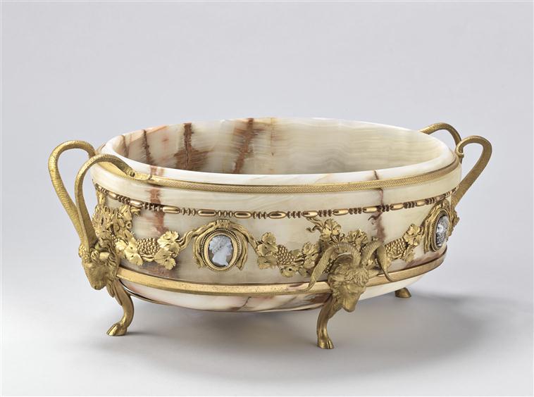 Exposition : Le surtout offert par Charles IV à Napoléon 1er 13-53710