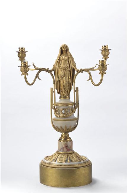 Exposition : Le surtout offert par Charles IV à Napoléon 1er 13-53712