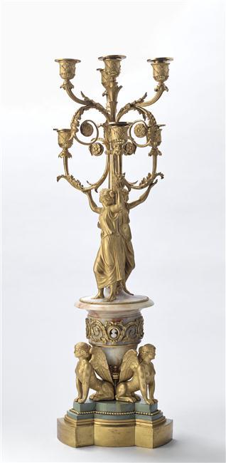 Exposition : Le surtout offert par Charles IV à Napoléon 1er 13-53714