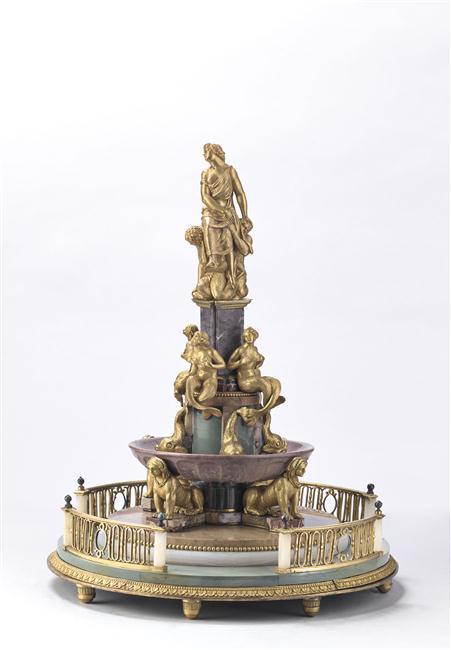 Exposition : Le surtout offert par Charles IV à Napoléon 1er 13-53715