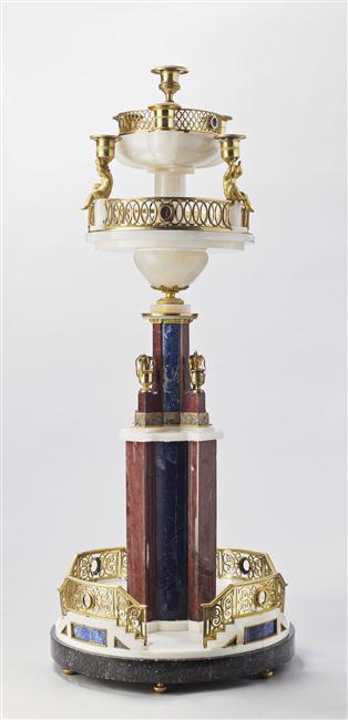 Exposition : Le surtout offert par Charles IV à Napoléon 1er 13-53716