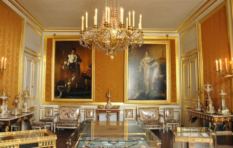 Exposition : Le surtout offert par Charles IV à Napoléon 1er Chatea10