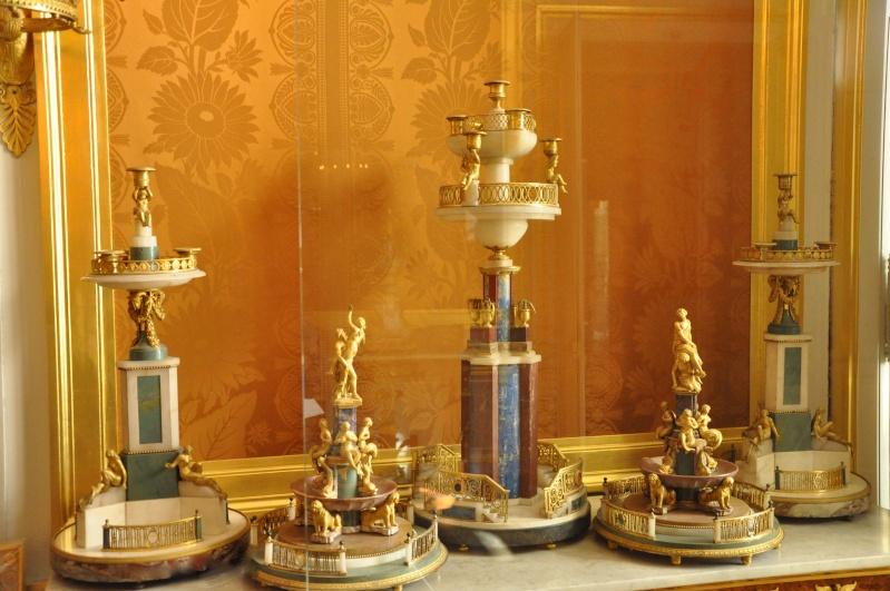 Exposition : Le surtout offert par Charles IV à Napoléon 1er Chatea11
