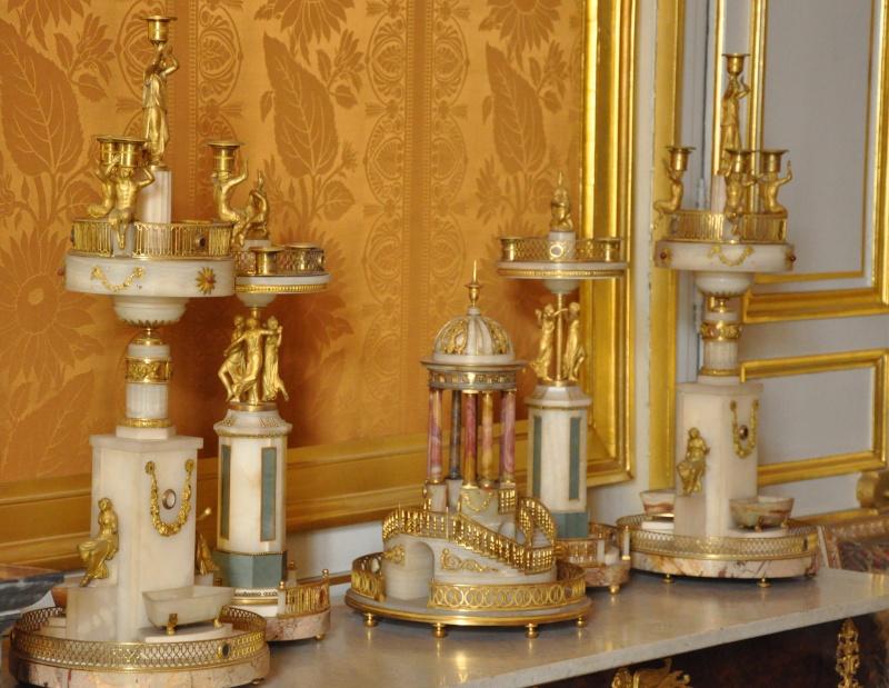 Exposition : Le surtout offert par Charles IV à Napoléon 1er Chatea12