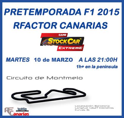 PRETEMPORADA F1 2015 (MONTMELO) Pretem12