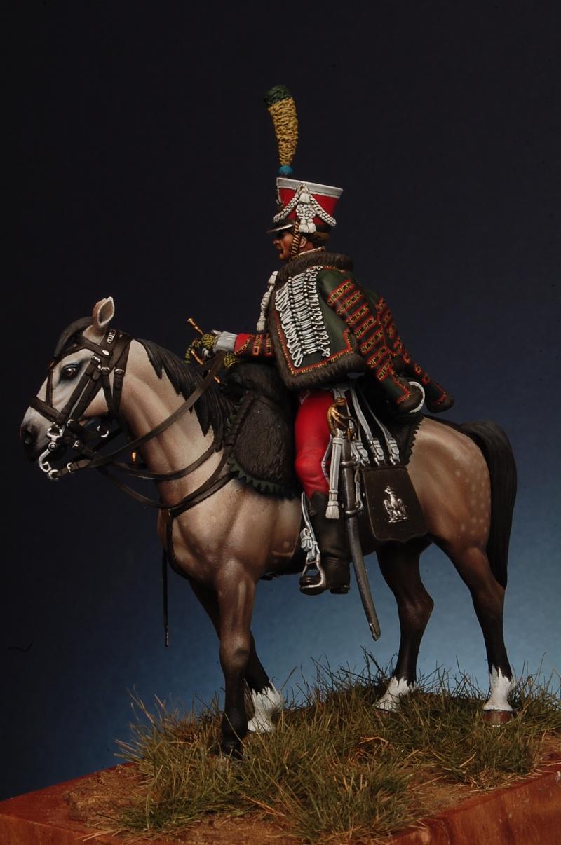 Trompette de Hussards du 7ème Régiment à Waterloo. 2014_111
