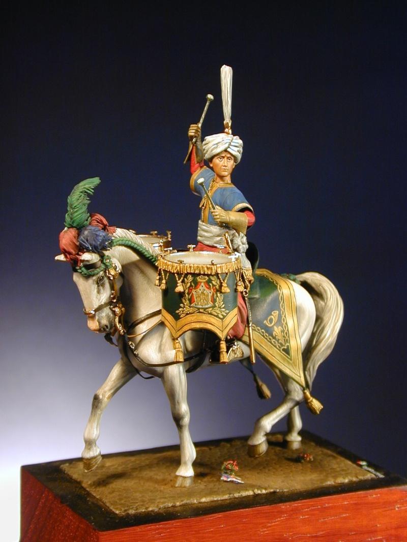 un timbalier de chasseur de la garde Bruno_10