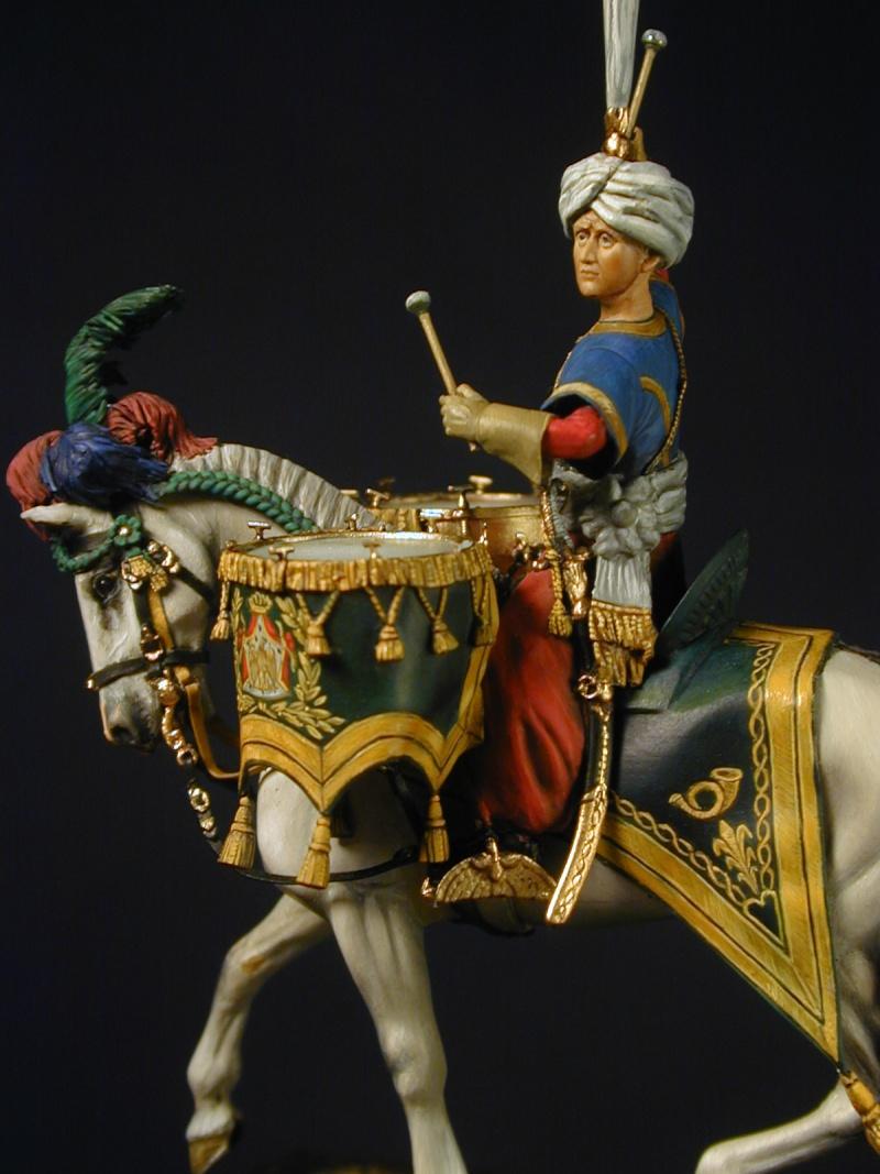 un timbalier de chasseur de la garde Bruno_12