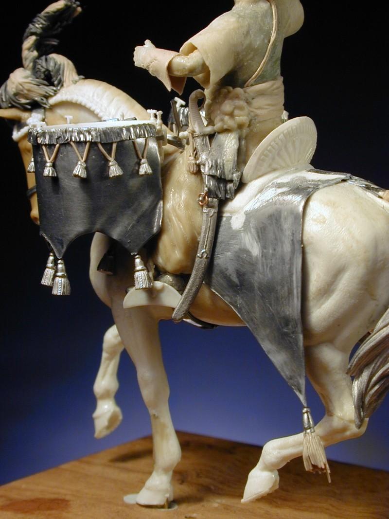 un timbalier de chasseur de la garde Bruno_14