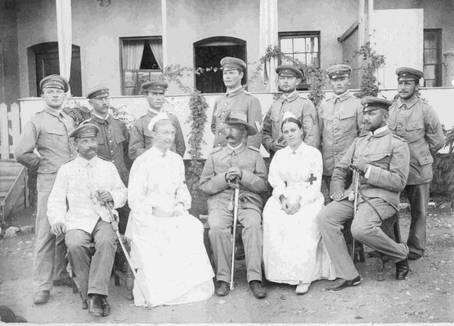 Uniformes et équipements des Troupes coloniales A10