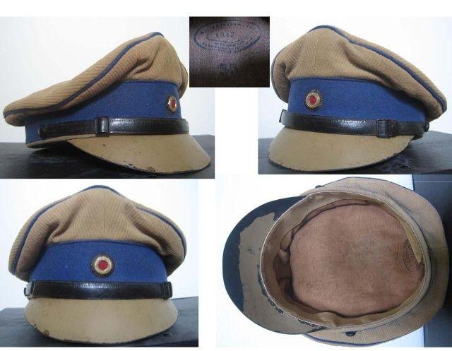 Uniformes et équipements des Troupes coloniales Az10
