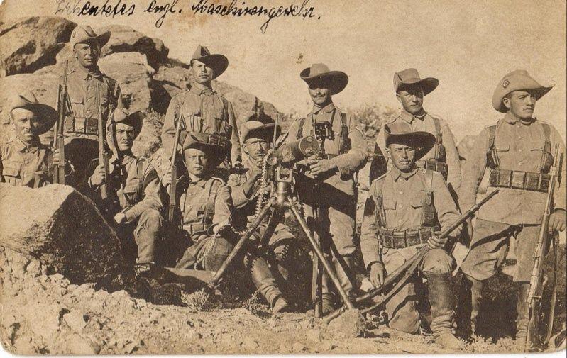 Uniformes et équipements des Troupes coloniales Captur29