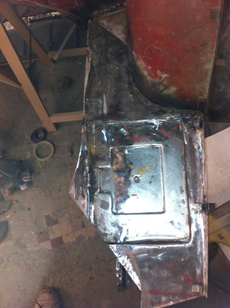 la restauration de mon low light incomplet en touraine - Page 13 Numero12