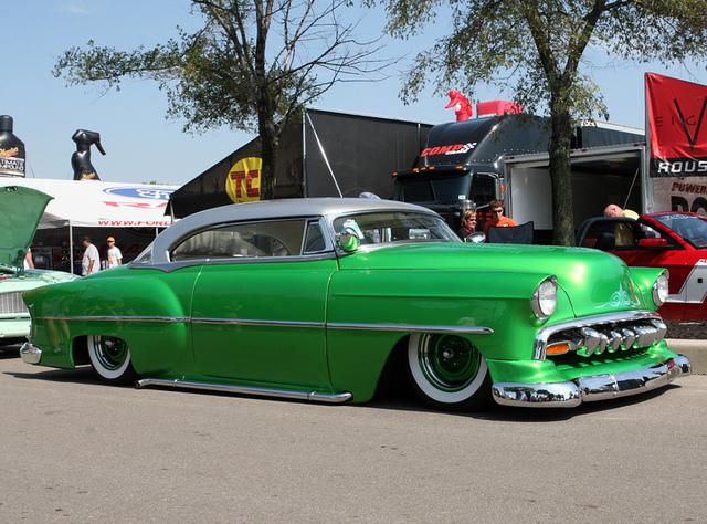 Chevy 1953 - 1954 custom & mild custom galerie - Page 9 45387910