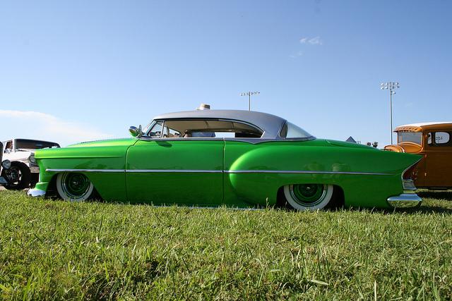 Chevy 1953 - 1954 custom & mild custom galerie - Page 9 48319510