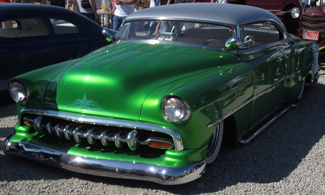 Chevy 1953 - 1954 custom & mild custom galerie - Page 9 51806810
