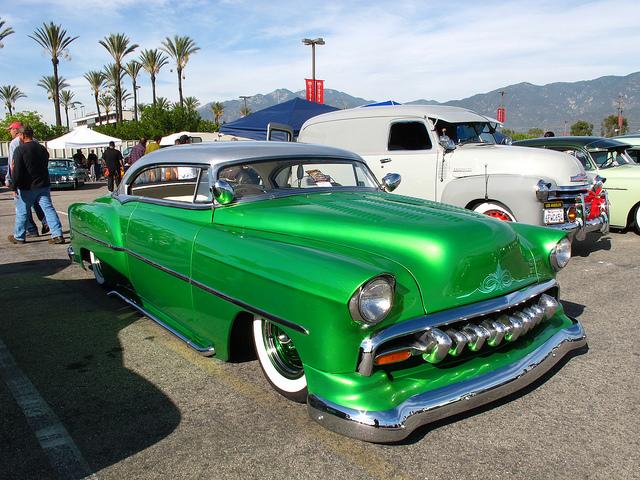 Chevy 1953 - 1954 custom & mild custom galerie - Page 9 52623010