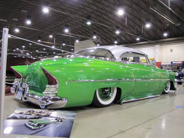 Chevy 1953 - 1954 custom & mild custom galerie - Page 9 54099810