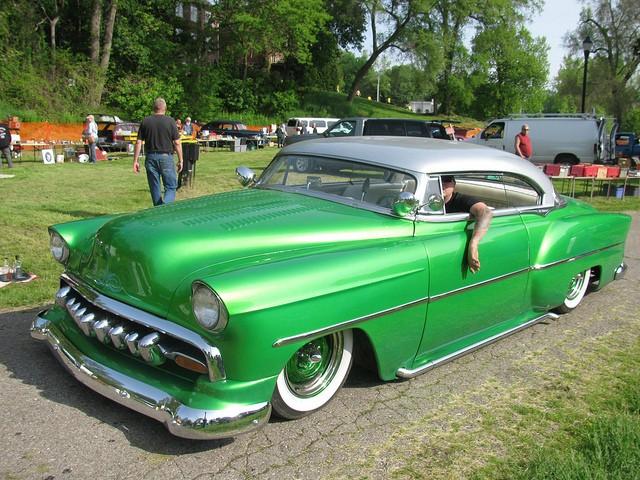 Chevy 1953 - 1954 custom & mild custom galerie - Page 9 57436910
