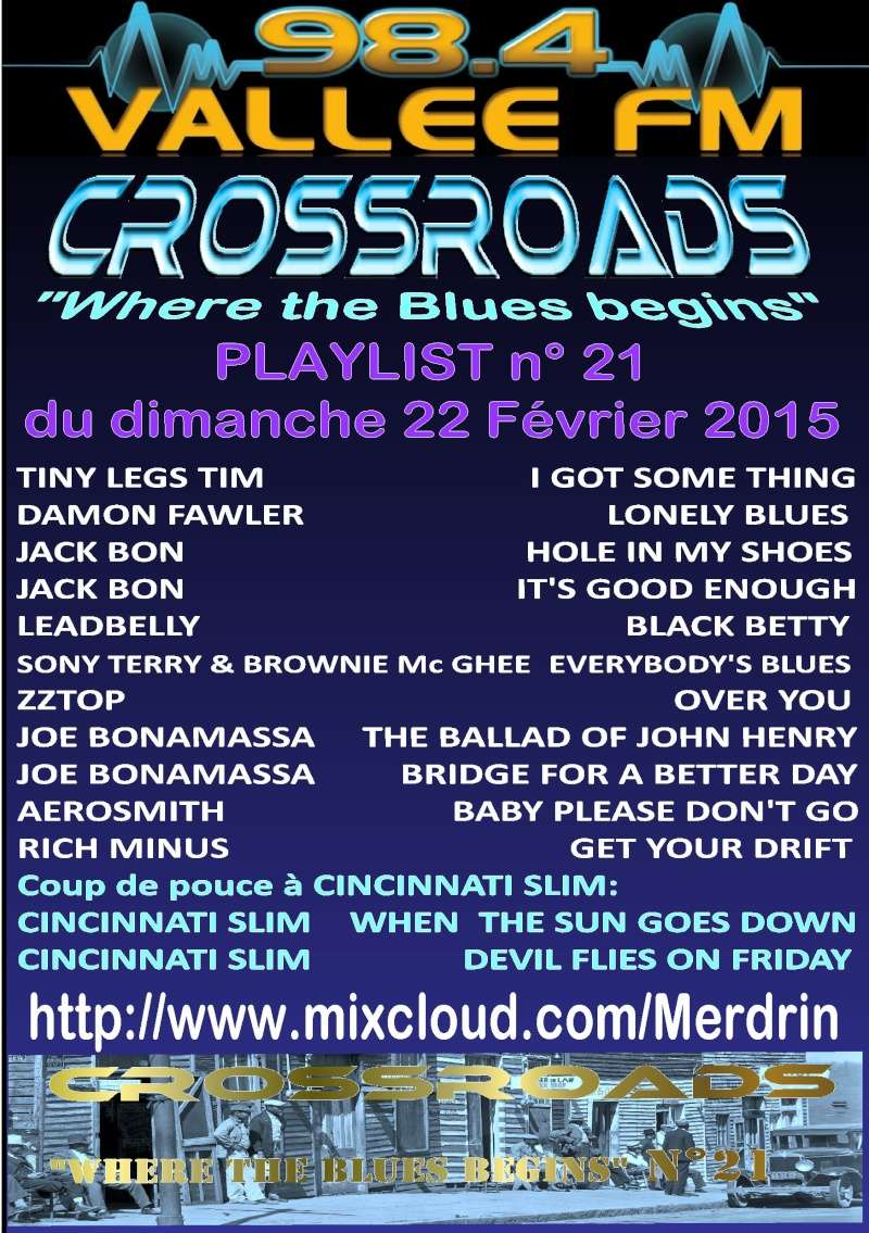 CROSSROADS la radio Blues - Page 6 Play_l17