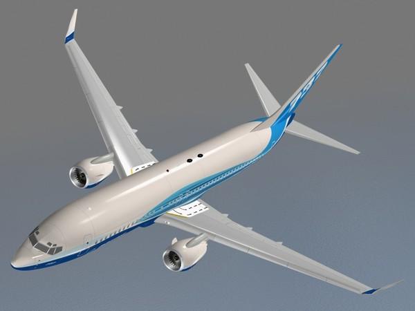 Boeing 737-800 737-8010