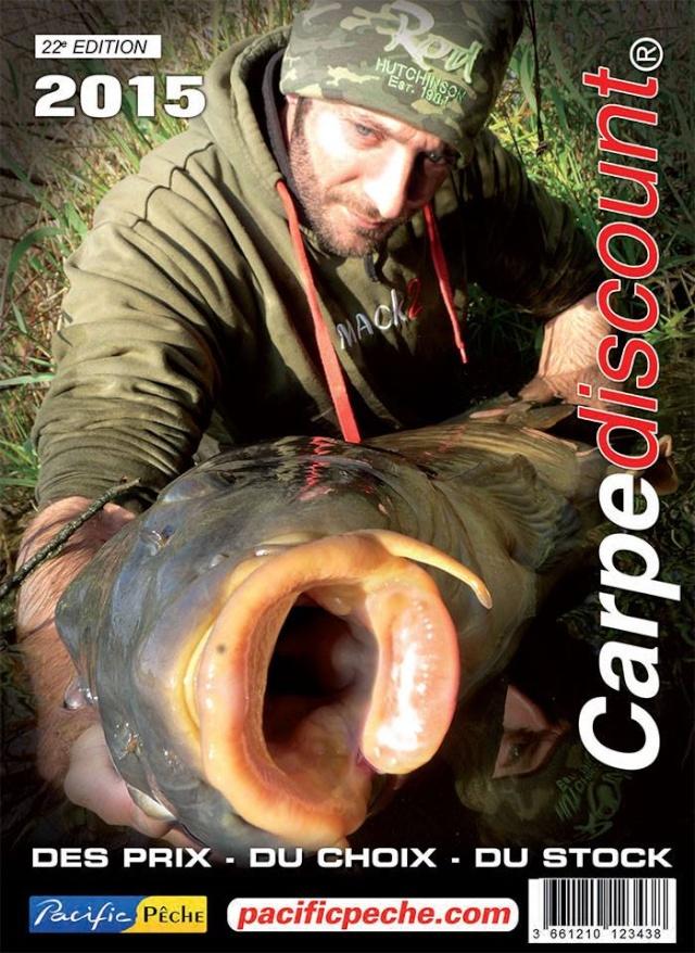 Couverture du catalogue Carp Discount 2015 entre polémique et réalité 10906011