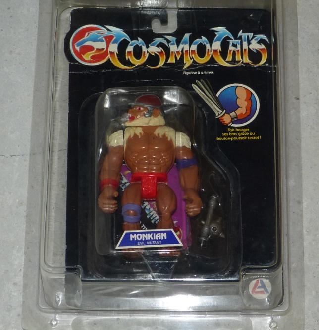 Cosmocats / Thundercats (LJN / ALES) 1985-1987 Cos01010