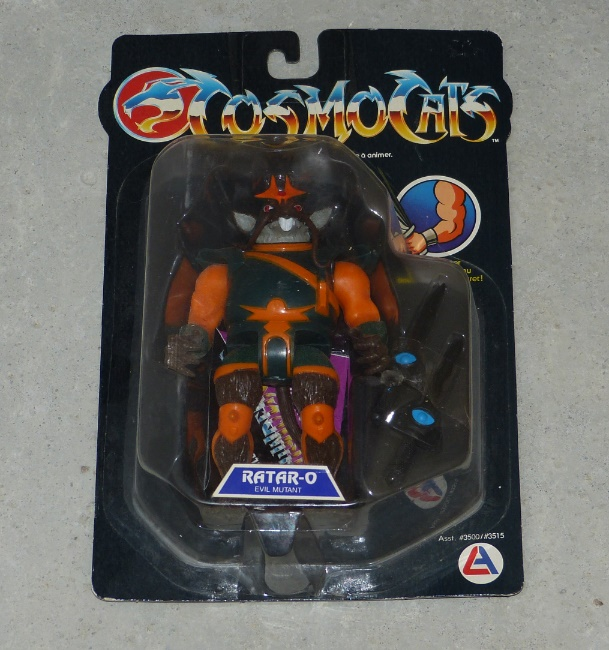 Cosmocats / Thundercats (LJN / ALES) 1985-1987 Cos0111