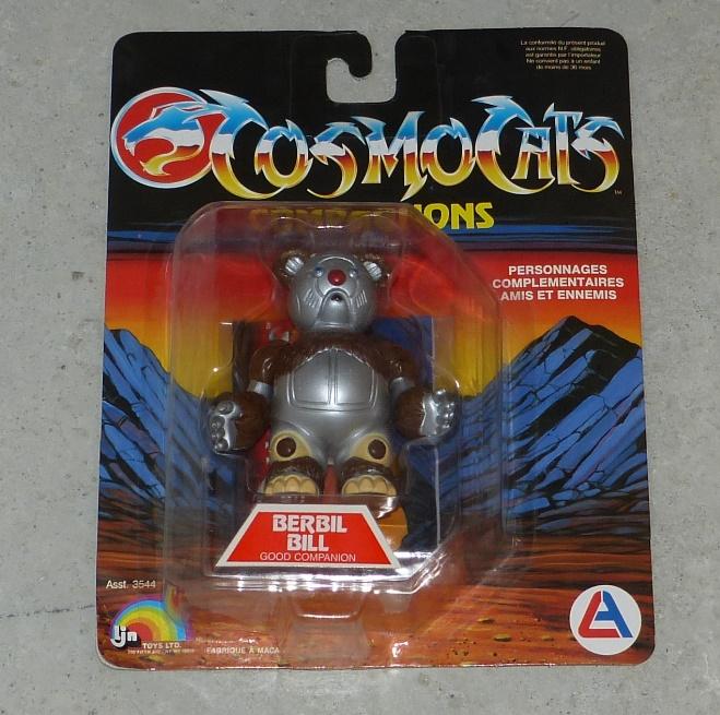 Cosmocats / Thundercats (LJN / ALES) 1985-1987 Cos01210