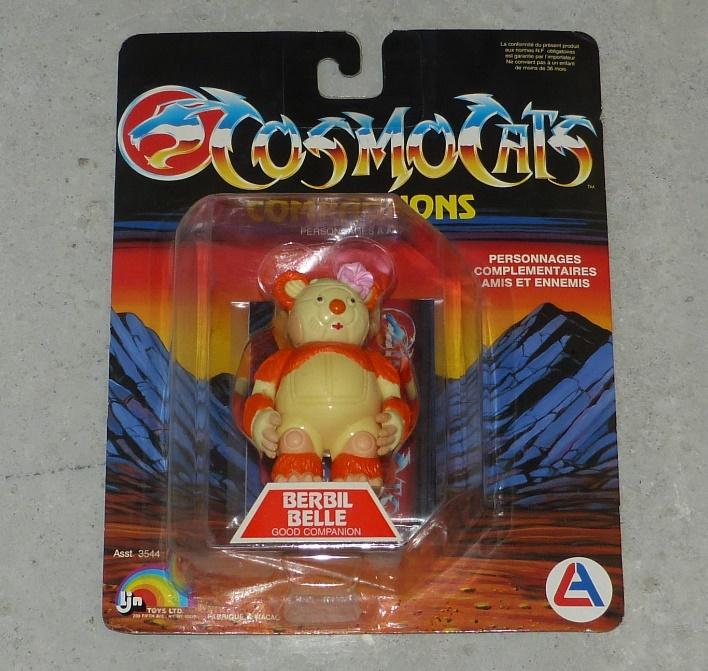 Cosmocats / Thundercats (LJN / ALES) 1985-1987 Cos01310