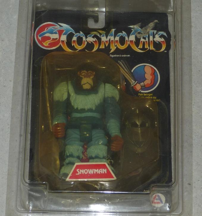 Cosmocats / Thundercats (LJN / ALES) 1985-1987 Cos0410
