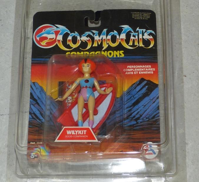 Cosmocats / Thundercats (LJN / ALES) 1985-1987 Cos0510
