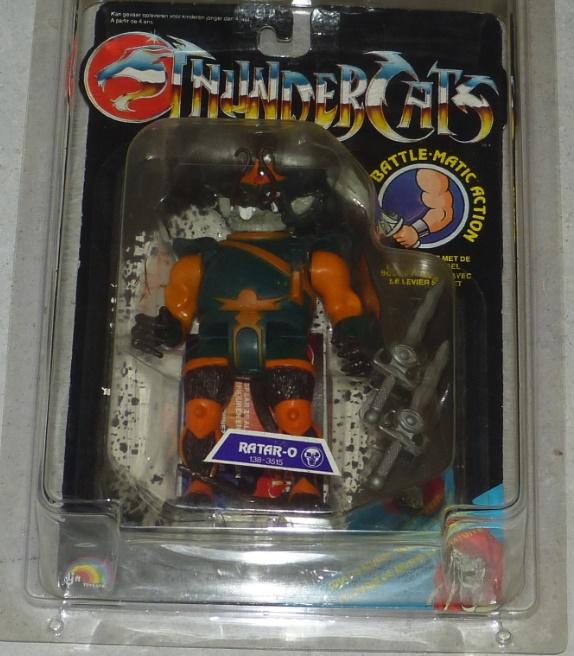 Cosmocats / Thundercats (LJN / ALES) 1985-1987 Cos0810