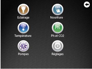 Création Automate de gestion d'aquarium au douce  Interf11