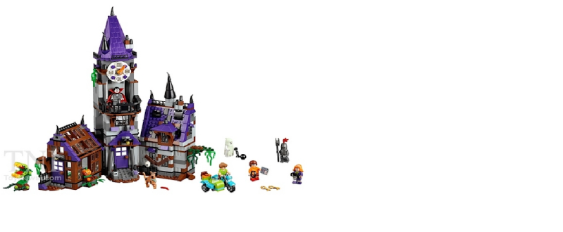 [LEGO] Licence Scooby Doo Scooby10