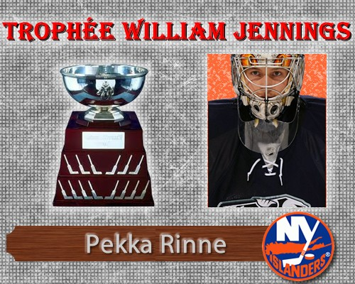 Trophée William Jennings Trophy40