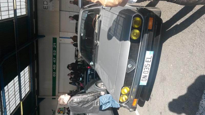 rassemblement des M.I.N à Nantes 20150318
