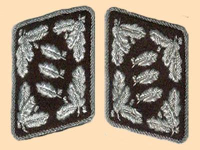 chasseurs allemands et service de foret 210