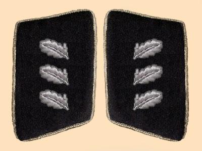 chasseurs allemands et service de foret 510