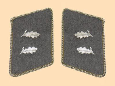 chasseurs allemands et service de foret 610