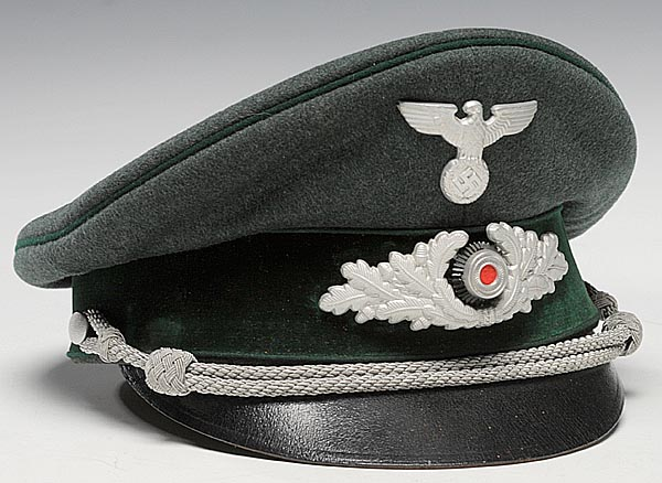 chasseurs allemands et service de foret Gg015010