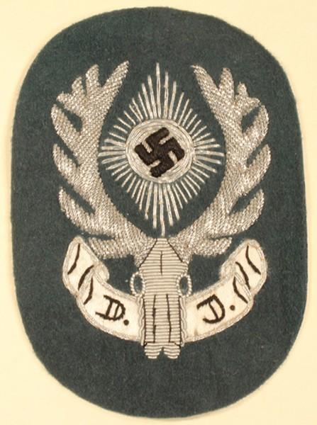 chasseurs allemands et service de foret Img_3510